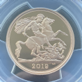 2019  £2 Proof Gold Double Sovereign
